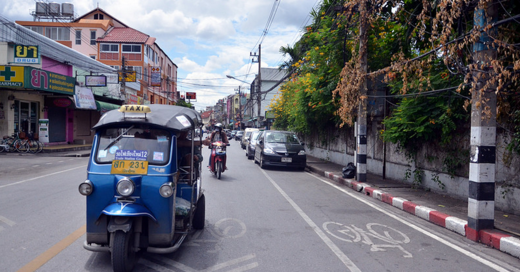 关于泰国签证及景点推荐等问题