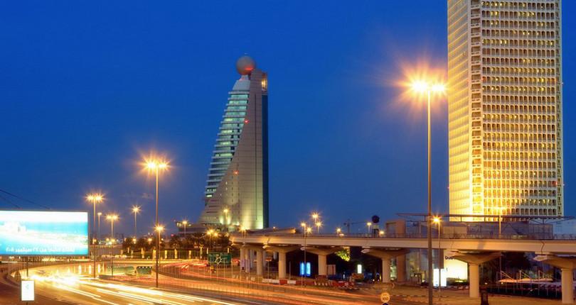 迪拜世界贸易中心