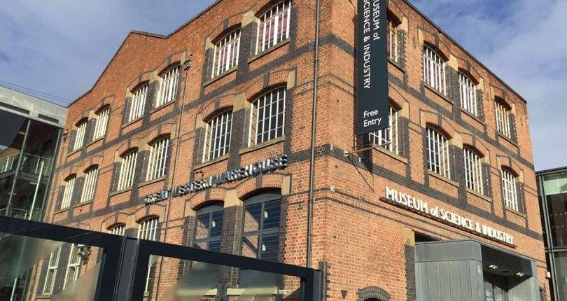 科学工业博物馆-曼彻斯特