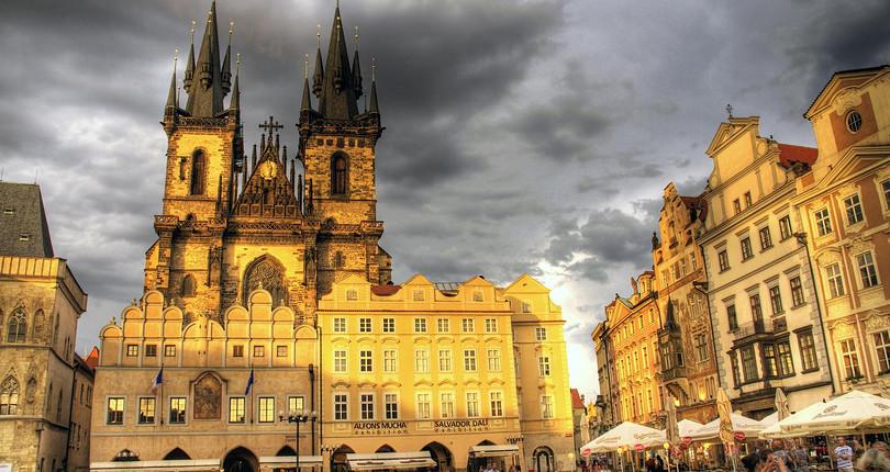 老城广场-布拉格
