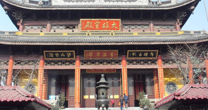 南禅寺-无锡