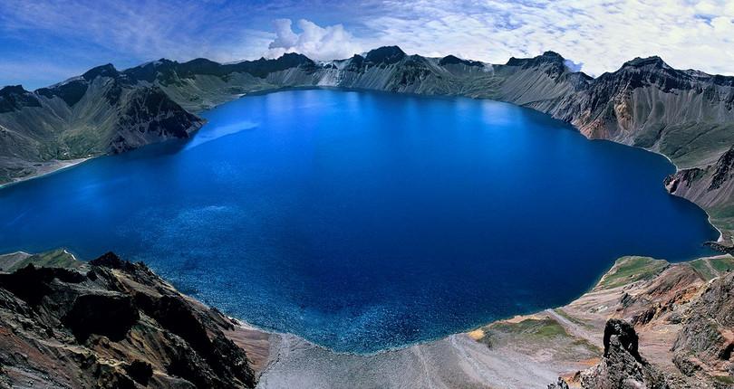 天池-长白山