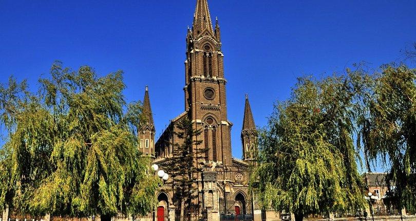 天主教堂-吉林