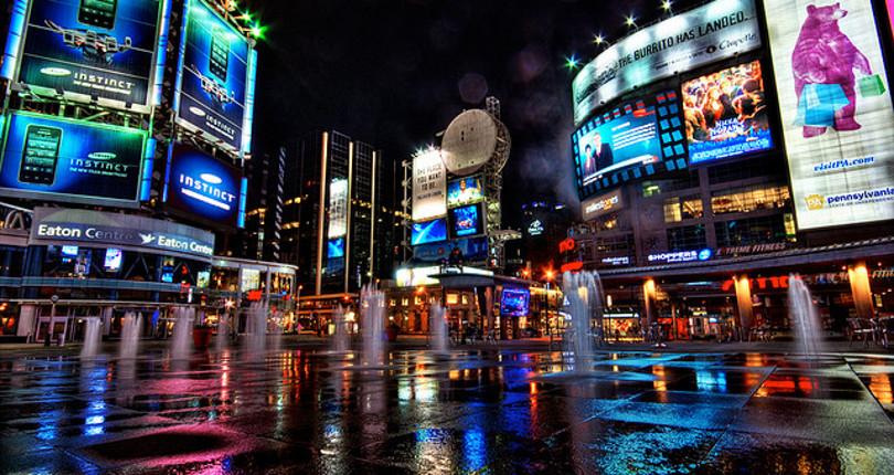 央-登打士广场