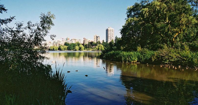 斯坦利公园