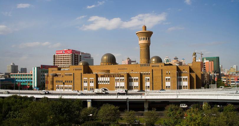大巴扎-新疆