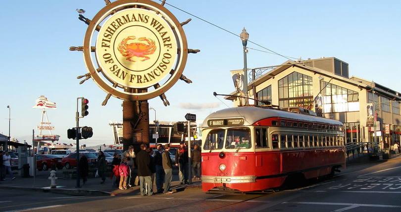 渔人码头-旧金山