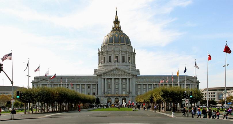 旧金山市政大厅
