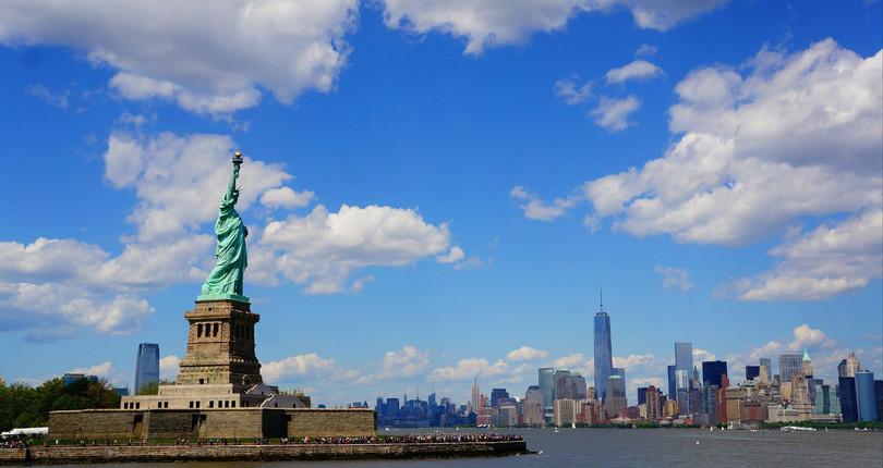 自由女神像-纽约