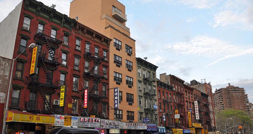 唐人街-纽约