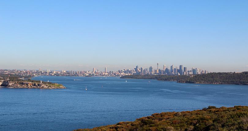 悉尼海港国家公园