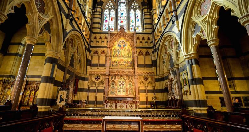 圣保罗大教堂-墨尔本