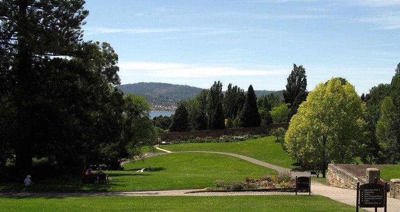 皇家植物园-塔斯马尼亚