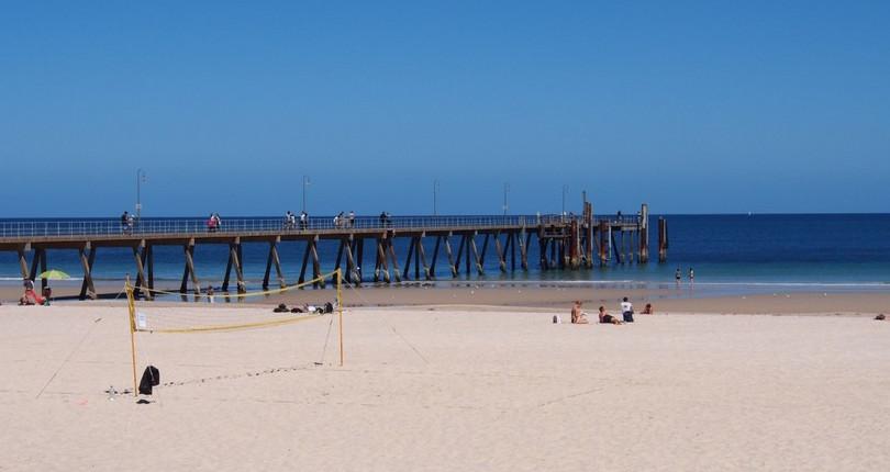 格莱内尔格海滩