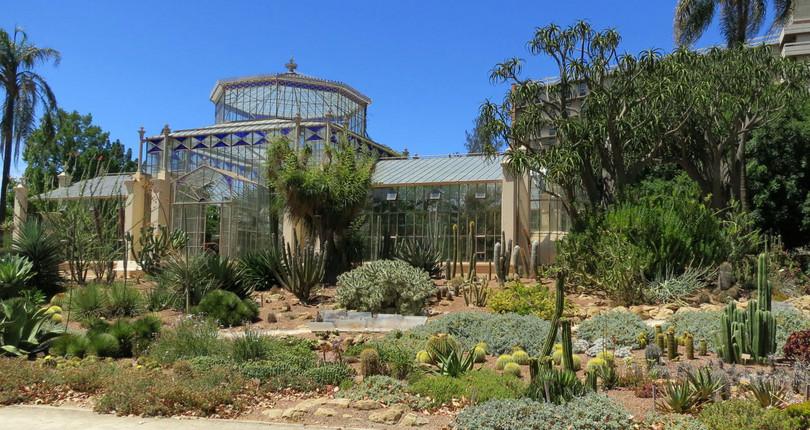 阿德莱德植物园