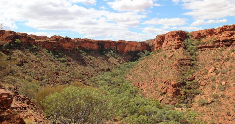 瓦塔卡国王峡谷
