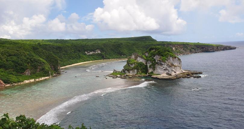 鸟岛-塞班岛