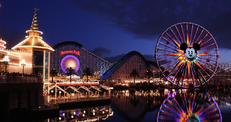 迪士尼乐园-香港
