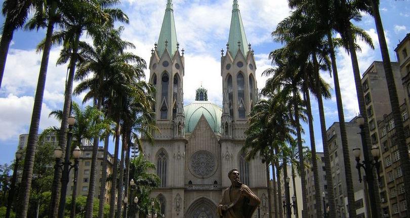 圣保罗大教堂-巴西