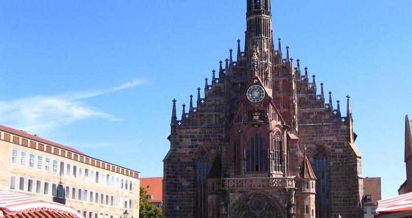 纽伦堡圣母教堂