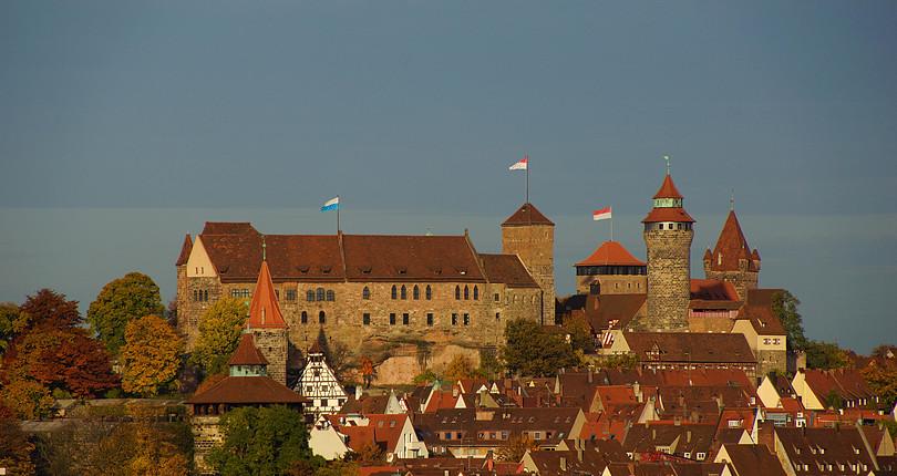 纽伦堡城堡
