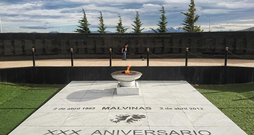 马岛战争纪念碑