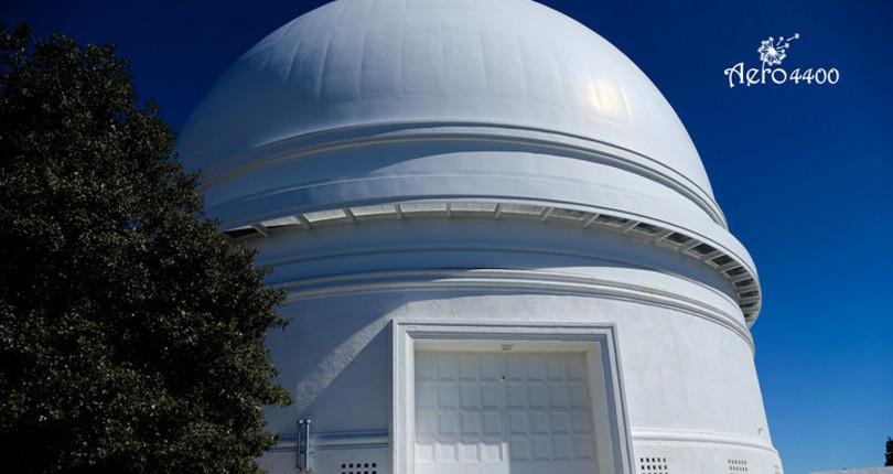帕洛玛山天文台