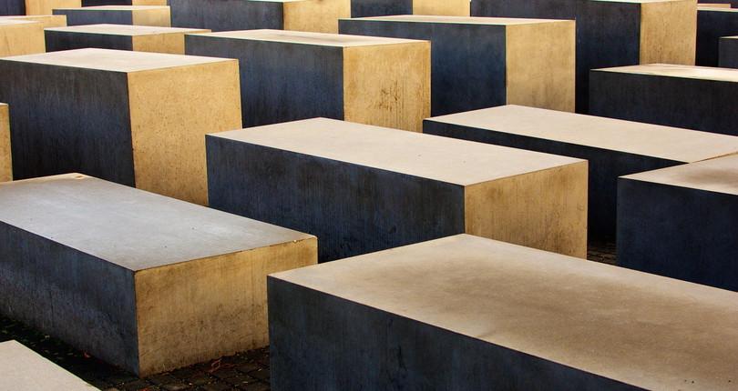 欧洲被害犹太人纪念碑