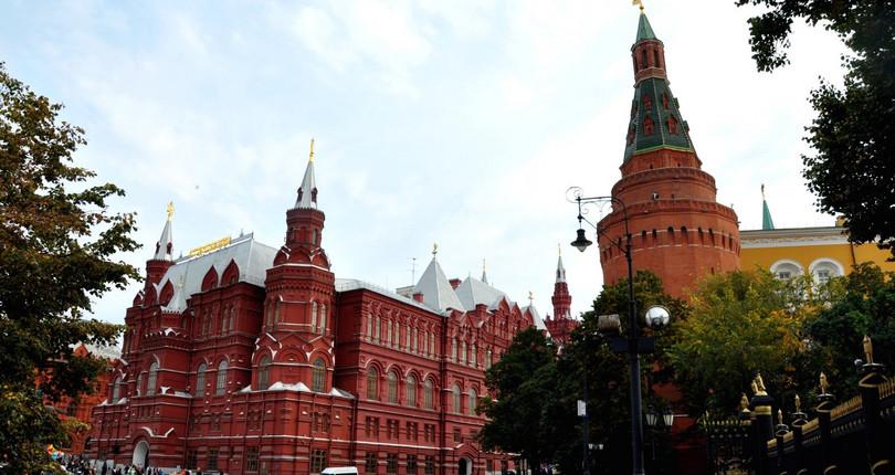 国家历史博物馆-莫斯科