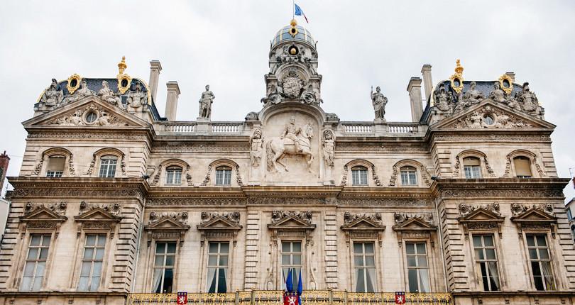 里昂市政厅
