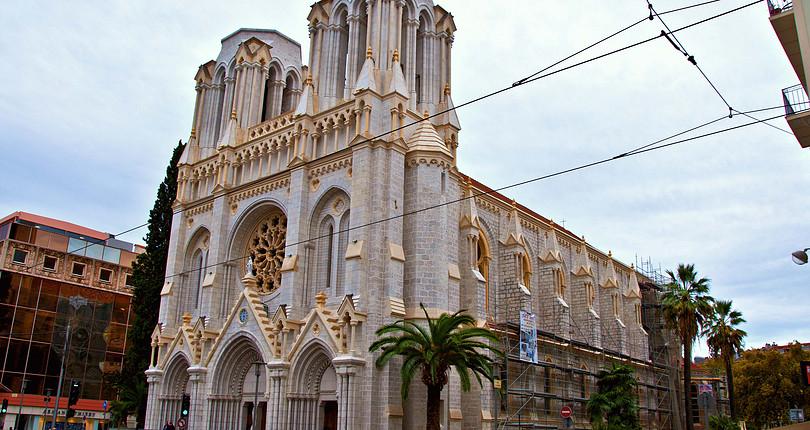 圣母大教堂-尼斯