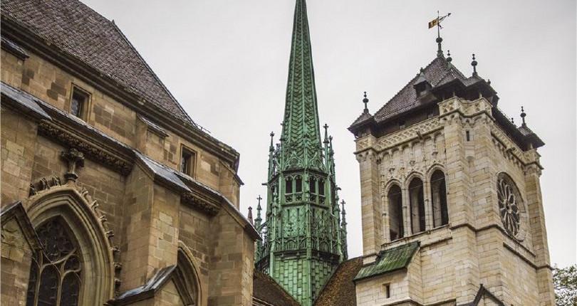 圣彼得大教堂-日内瓦