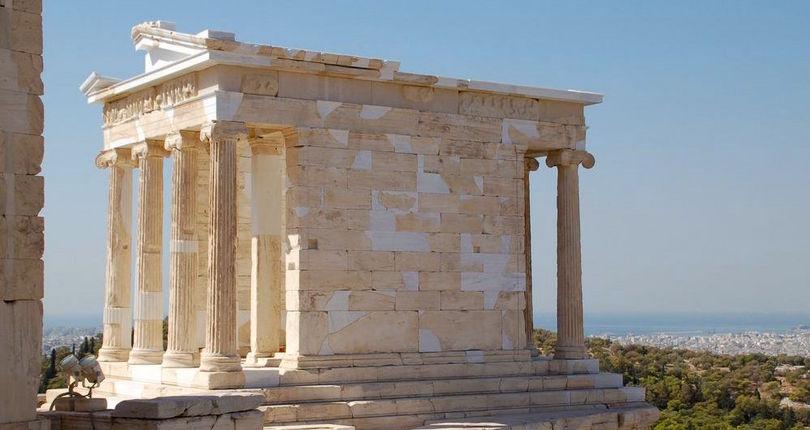 雅典娜胜利神庙