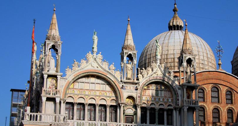 威尼斯圣马可大教堂