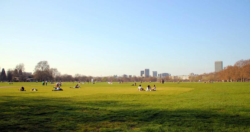 海德公园-伦敦