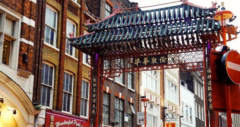唐人街-伦敦