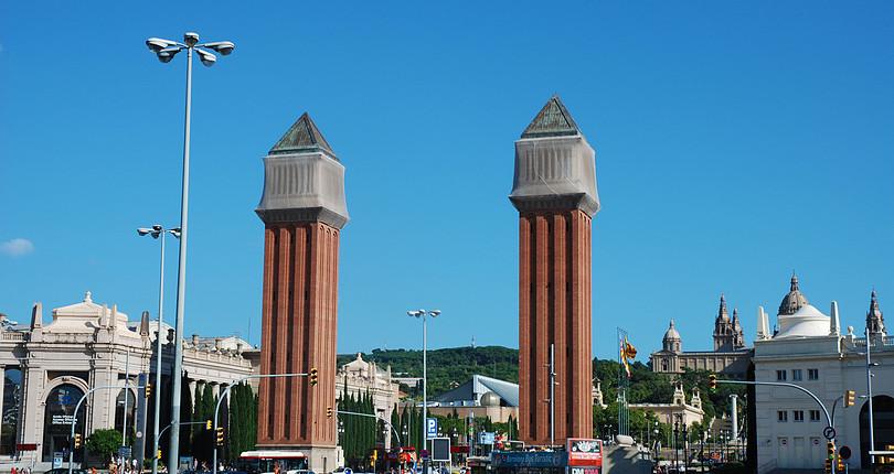 西班牙广场-巴塞罗那