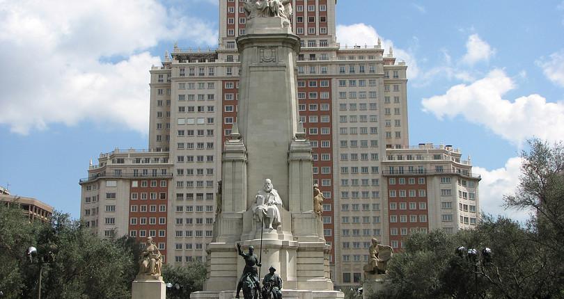 西班牙广场-马德里