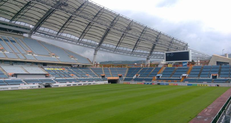 济州岛世界杯足球场