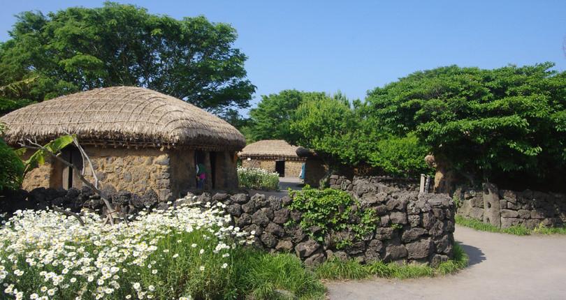 济州民俗村博物馆