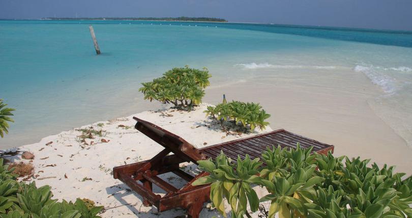 太阳岛-马尔代夫