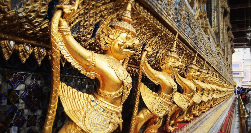 玉佛寺-曼谷
