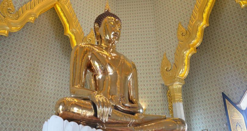 曼谷金佛寺