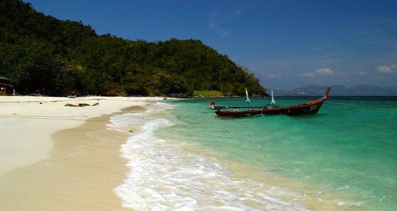 珊瑚岛-泰国