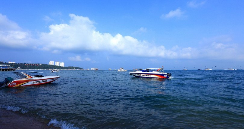 芭堤雅海滩