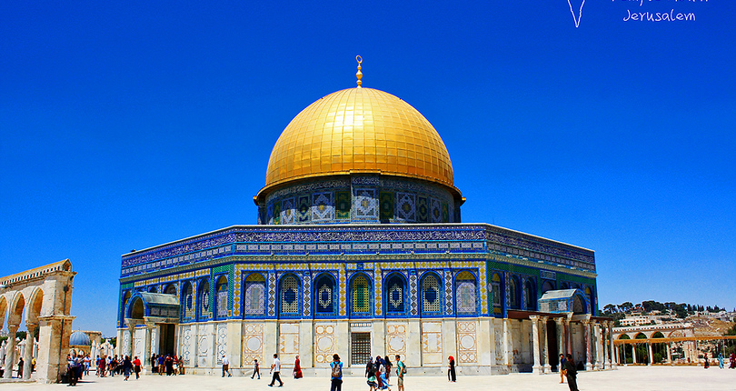 圆顶清真寺-耶路撒冷