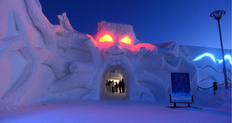 凯米冰雪城堡
