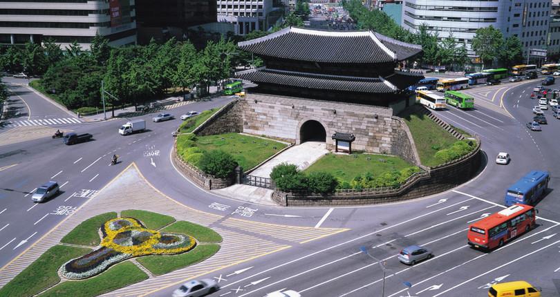 南大门-首尔