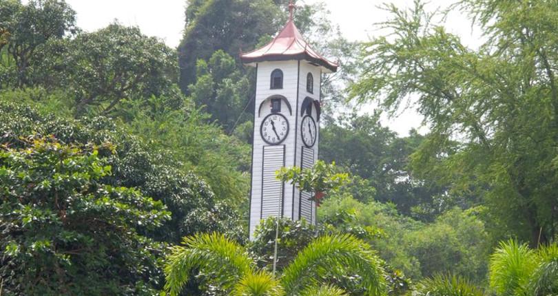 艾京生钟楼