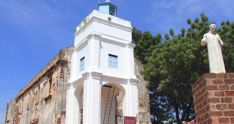 圣保罗教堂-马六甲